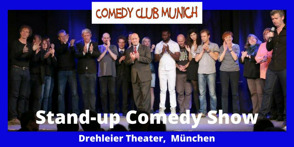 English/German Stand-up Comedy Show