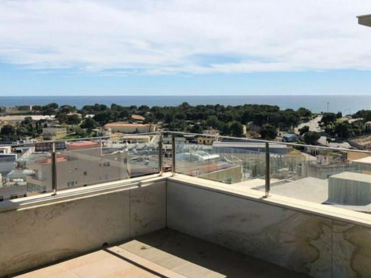 Bild 5: KAUF: Penthouse-Apartment mit Meer- und Hafenblick