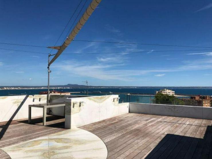 KAUF: Penthouse-Apartment mit Meer- und Hafenblick - Auslandsimmobilien - Bild 1