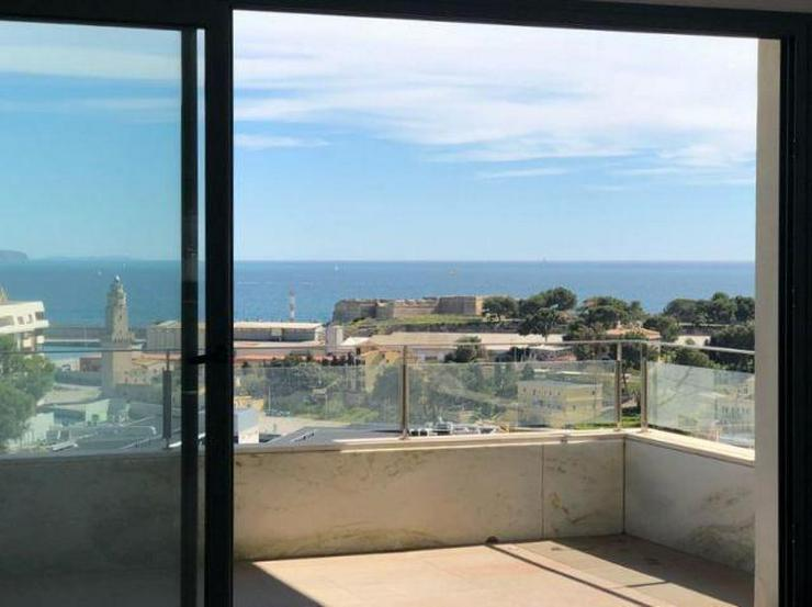 Bild 4: KAUF: Penthouse-Apartment mit Meer- und Hafenblick