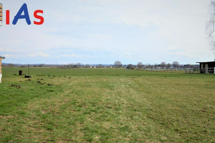 Bild 5: Großzügige DHH in Mändlfeld auf einem Grundstück mit herrlichen Blick über die Felder...