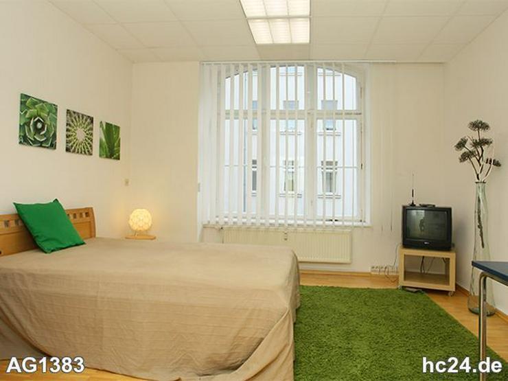 * Zentrumsnah wohnen auf Zeit + möbliertes Zimmer in Leipzig + ruhige Lage + PARKETT