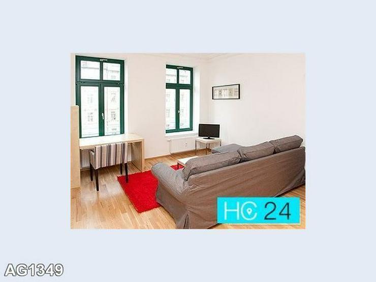 * SÜDVORSTADT + möblierte Wohnung in Leipzig + TOP-LAGE