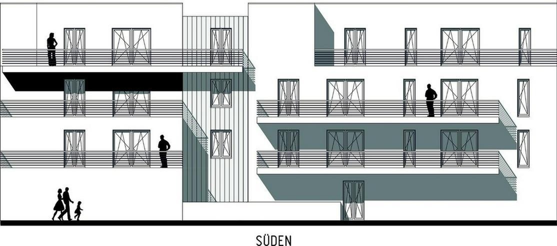 Bild 3: **Hinter der Neustadt-komfortabel wohnen mit KFW 55 Standard**