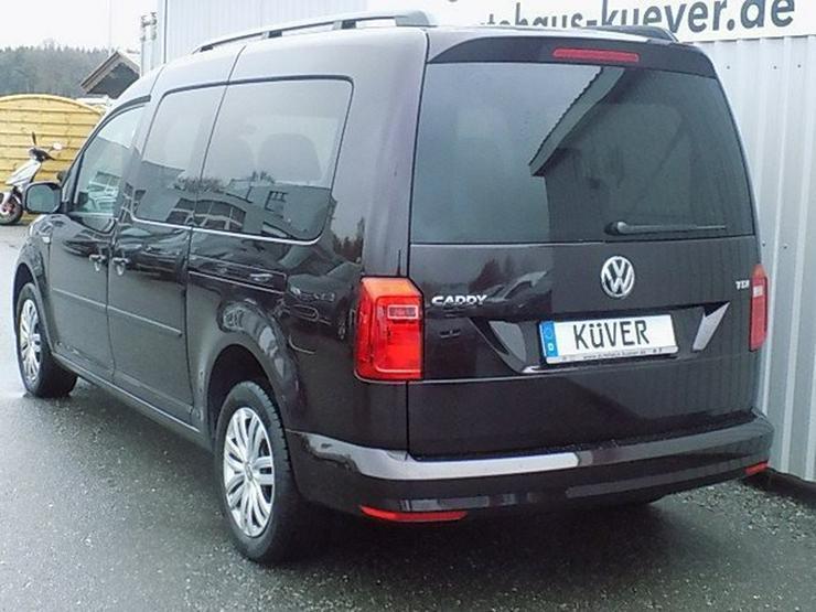 Bild 5: VW Caddy Maxi 2,0 TDI Klima Navi Tempomat 7-Sitze