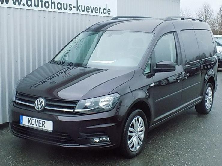 Bild 2: VW Caddy Maxi 2,0 TDI Klima Navi Tempomat 7-Sitze