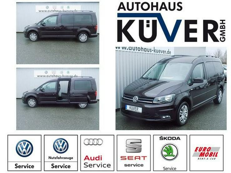 VW Caddy Maxi 2,0 TDI Klima Navi Tempomat 7-Sitze - Caddy - Bild 1