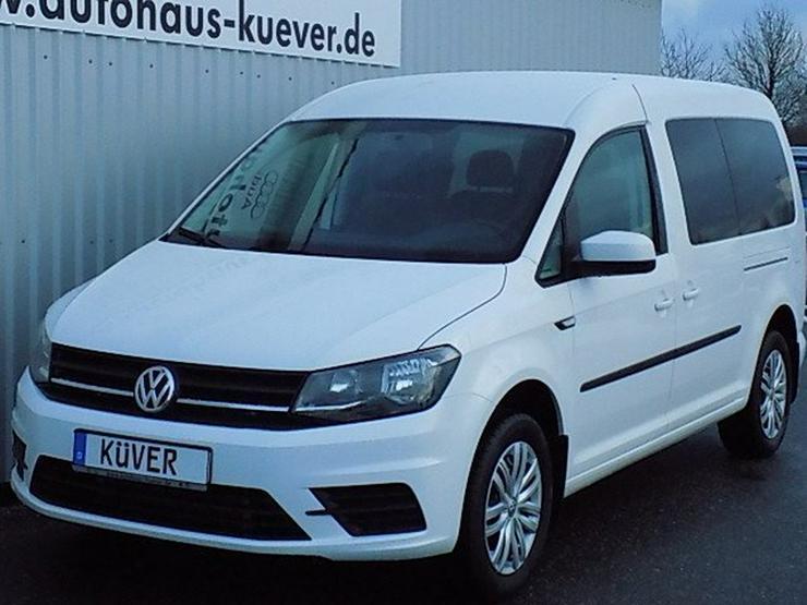 Bild 2: VW Caddy Maxi 1,4 TSI Navi Einparkhilfe 7-Sitze