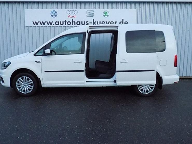 Bild 4: VW Caddy Maxi 1,4 TSI Navi Einparkhilfe 7-Sitze