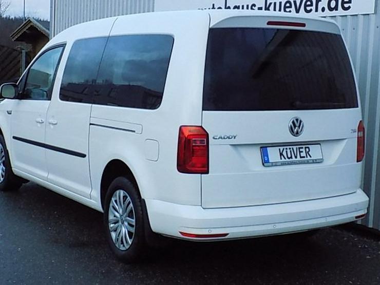 Bild 5: VW Caddy Maxi 1,4 TSI Navi Einparkhilfe 7-Sitze