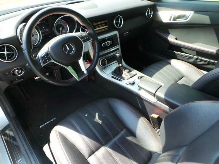 Bild 5: Mercedes-Benz SLK 250 BlueEFFICIENCY Sportpaket Xenon Sitzh.