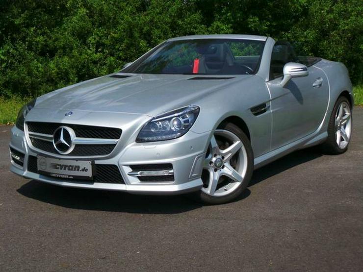 Bild 2: Mercedes-Benz SLK 250 BlueEFFICIENCY Sportpaket Xenon Sitzh.