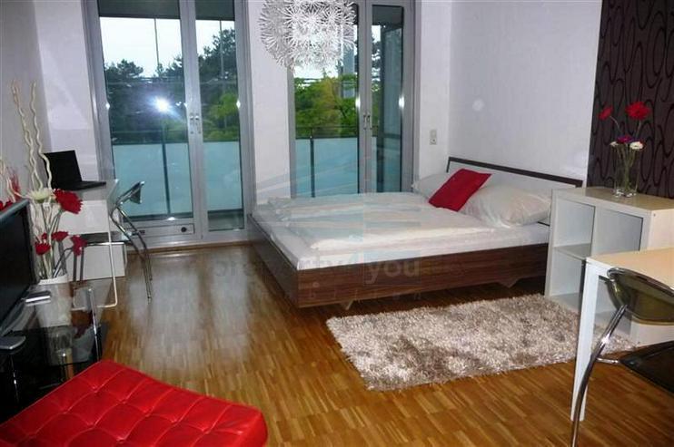 Bild 5: Apartment nähe O2: modernes möbliertes 1-Zimmer-Apartment mit 32qm / München-Moosach
