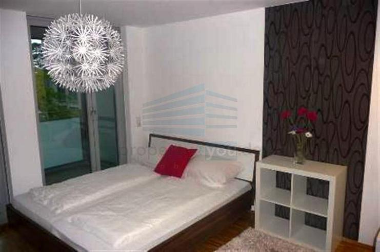 Bild 6: Apartment nähe O2: modernes möbliertes 1-Zimmer-Apartment mit 32qm / München-Moosach