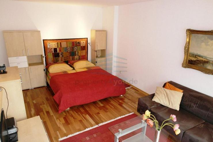 Bild 5: Möblierte 1 1/2 Zimmer Wohnung mit Balkon / in Schwabing-West