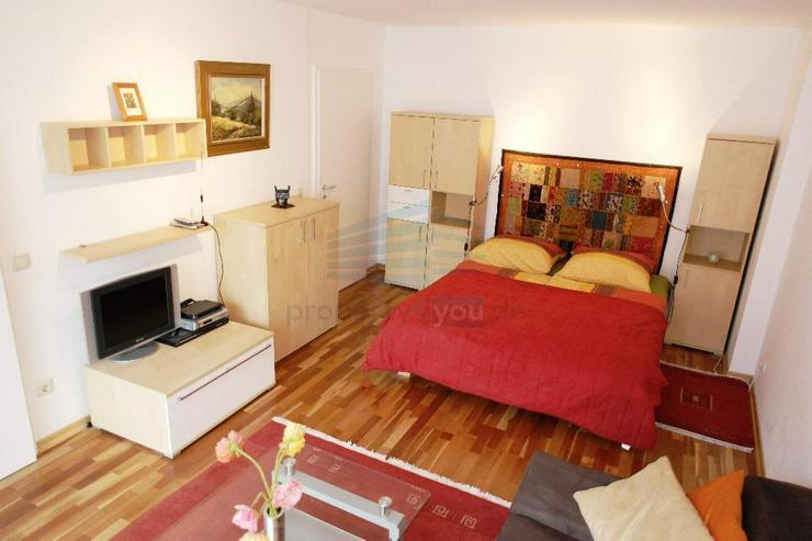 Bild 6: Möblierte 1 1/2 Zimmer Wohnung mit Balkon / in Schwabing-West