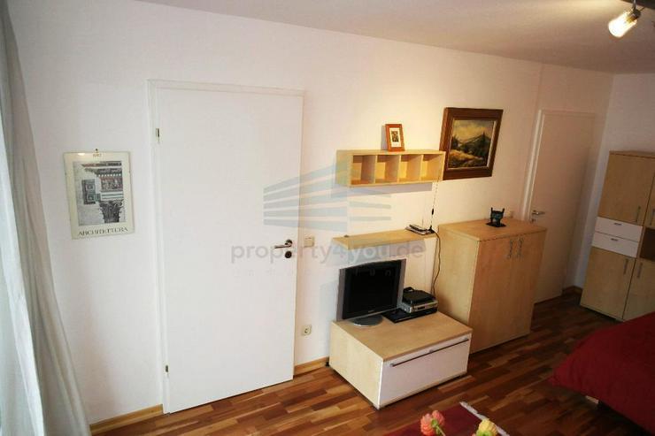 Bild 4: Möblierte 1 1/2 Zimmer Wohnung mit Balkon / in Schwabing-West