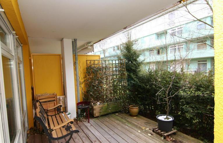 Bild 2: Möblierte 2-Zimmer Wohnung mit Terrasse / München - Bogenhausen