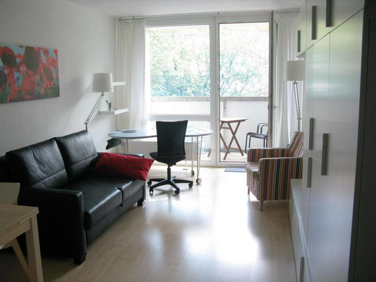 Bild 4: Helles 1-Zi. Appartement in München Au-Haidhausen