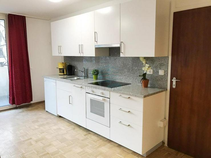 Bild 1: Möbliertes Apartment in top Lage München-Schwabing