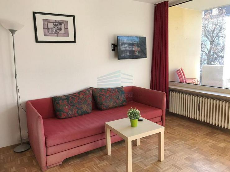 Bild 10: Möbliertes Apartment in top Lage München-Schwabing