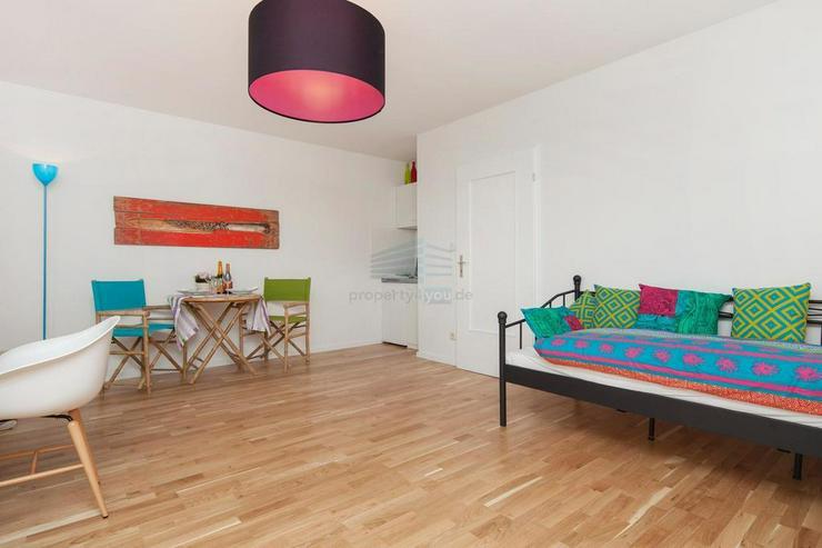 Sehr schönes möbliertes 1-Zimmer Appartement / in München-Laim - Wohnen auf Zeit - Bild 1