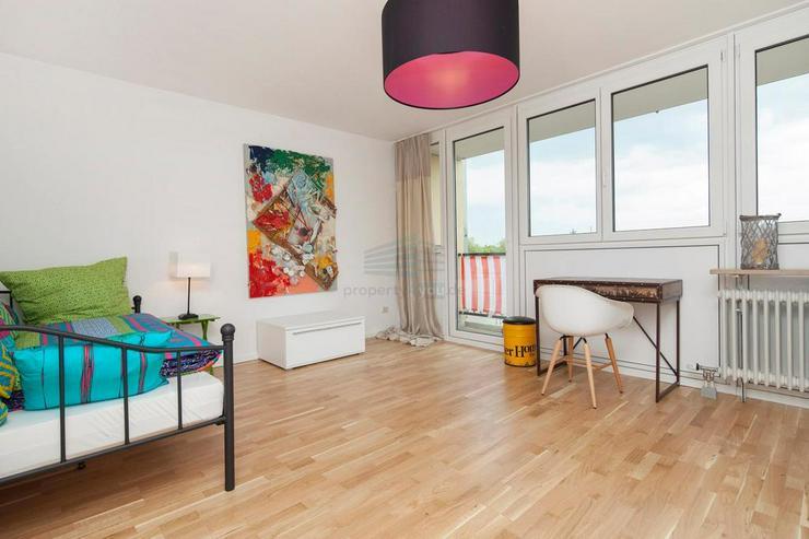 Bild 2: Sehr schönes möbliertes 1-Zimmer Appartement / in München-Laim