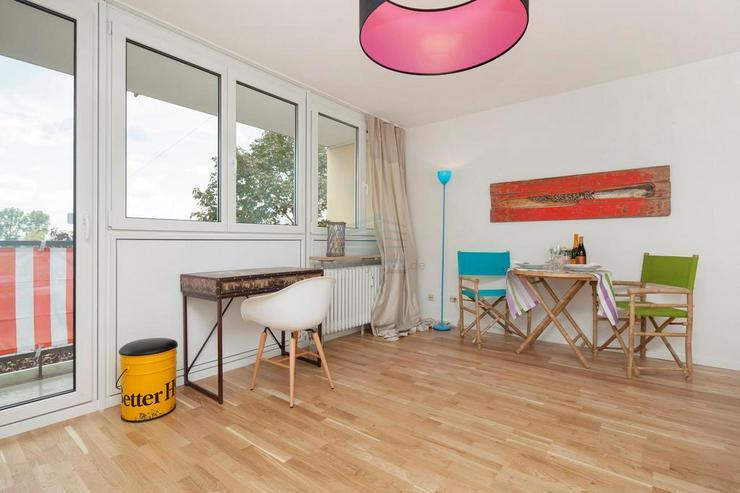 Bild 3: Sehr schönes möbliertes 1-Zimmer Appartement / in München-Laim
