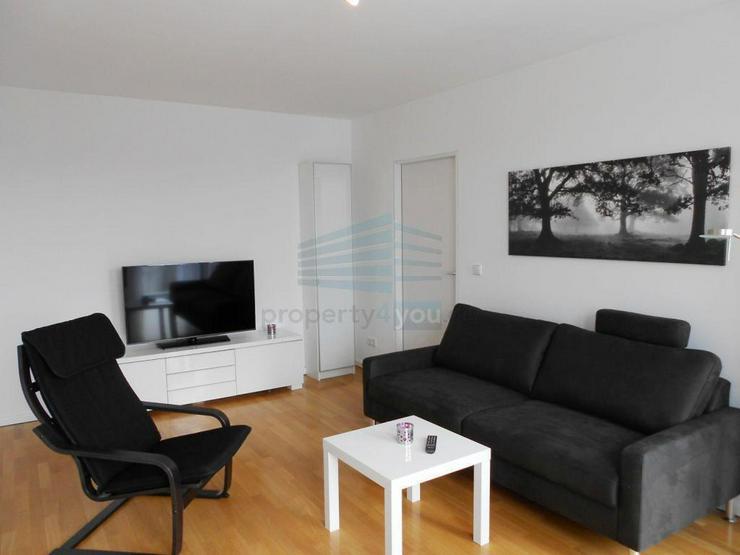 Bild 4: Zentrale, ruhige und helle 2-Zimmer Wohnung mit Südbalkon und Tiefgarage in Nymphenburg/ ...