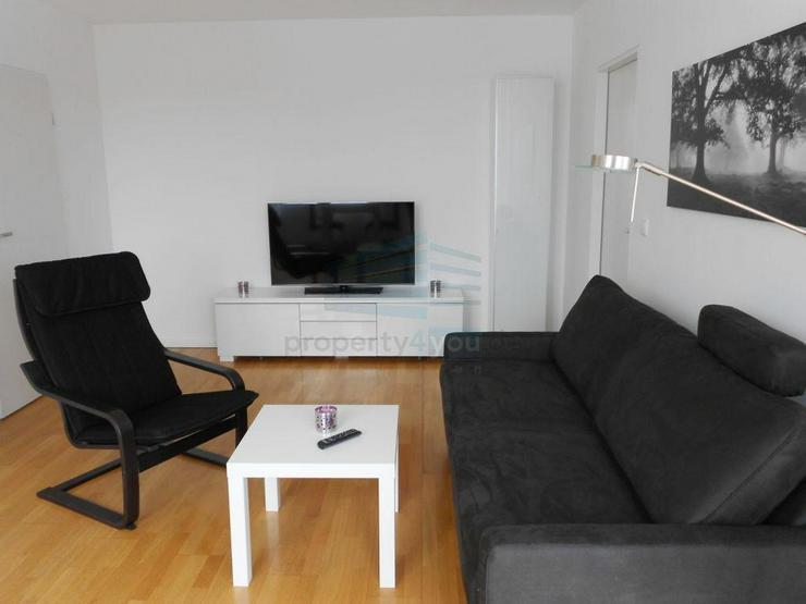 Bild 5: Zentrale, ruhige und helle 2-Zimmer Wohnung mit Südbalkon und Tiefgarage in Nymphenburg/ ...