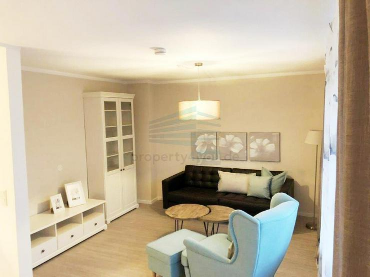 Wunderschöne 3-Zimmer Wohnung mit Balkon - Wohnen auf Zeit - Bild 1