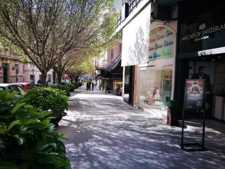 Kauf: Exklusives Geschäftslokal in der Innenstadt von Palma - Auslandsimmobilien - Bild 1