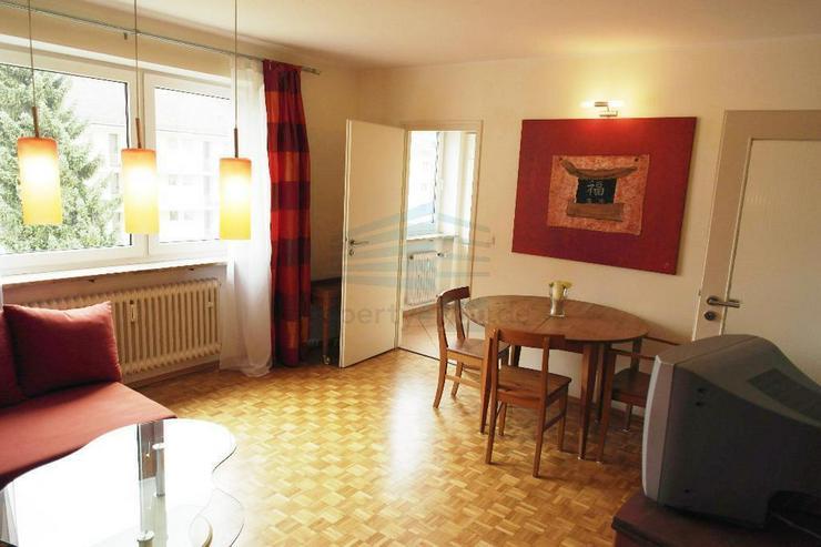 1 Zimmer Apartment in Milbertshofen - Wohnen auf Zeit - Bild 1