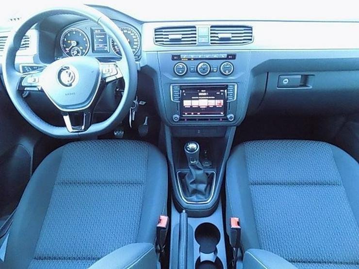 Bild 6: VW Caddy Maxi 1,4 TSI Navi Einparkhilfe 7-Sitze