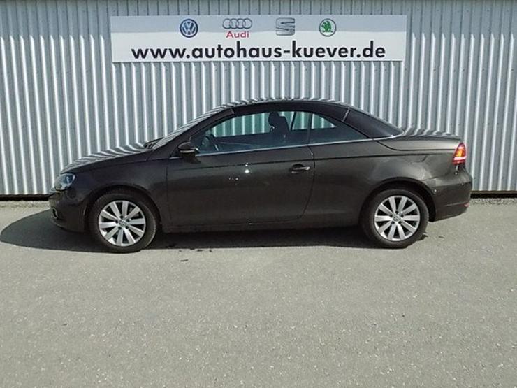 Bild 6: VW Eos 1,4 TSI Black Style Navi Sitzheizung Alu16''