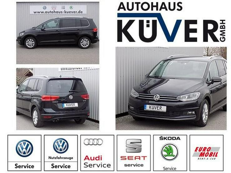 VW Touran 2,0 TDI Highline DSG Navi ACC-210 7-Sitze - Touran - Bild 1