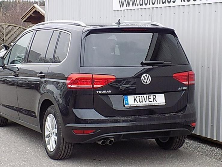 Bild 4: VW Touran 2,0 TDI Highline DSG Navi ACC-210 7-Sitze