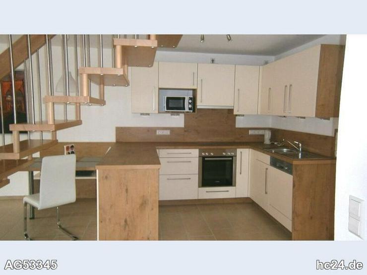 Bild 2: **** schöne möblierte Maisonettewohnung in Holzheim