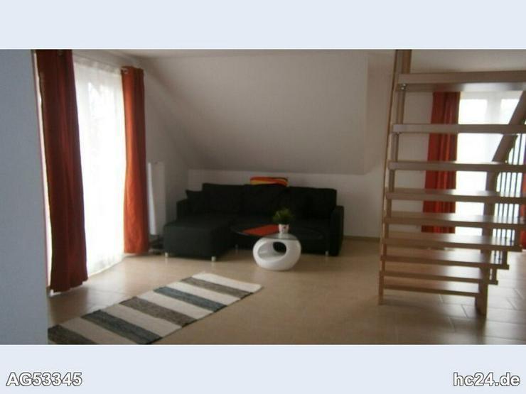 Bild 3: **** schöne möblierte Maisonettewohnung in Holzheim