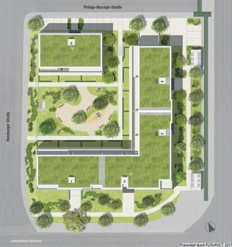 Bild 4: Sang ONE - Eleganter Wohngenuss! Sympathische 2-Zimmer Wohnung mit Terrasse