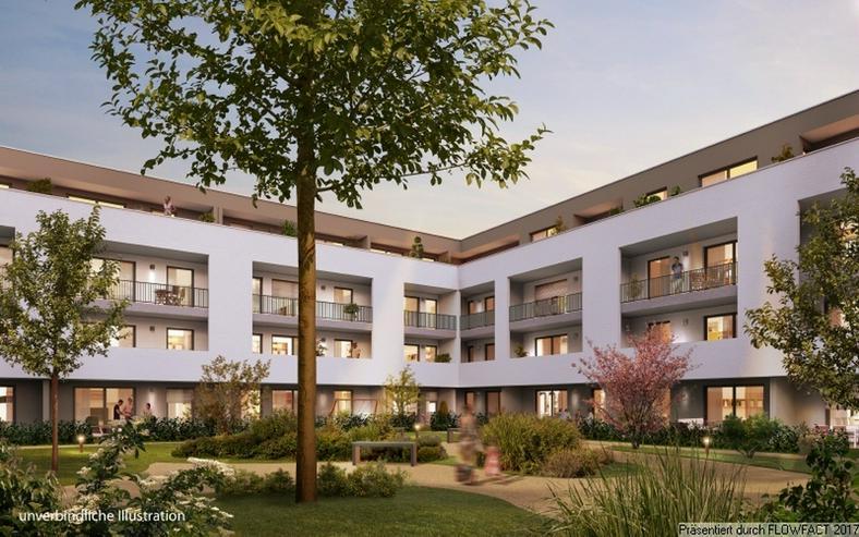 Sang ONE - Ideal geschnittene 2-Zimmer-Wohnung mit Balkon im beliebten Wohnort Rosbach v. ... - Wohnung kaufen - Bild 1