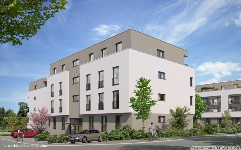 Bild 3: Sang ONE - Ideal geschnittene 2-Zimmer-Wohnung mit Balkon im beliebten Wohnort Rosbach v. ...