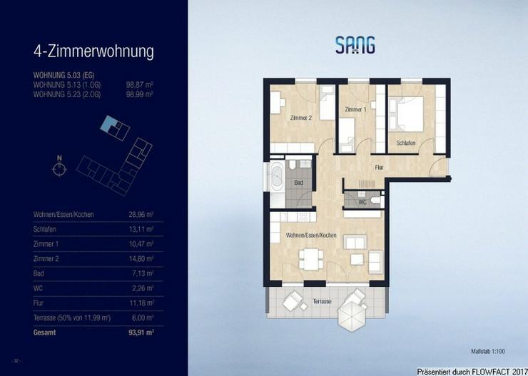 Bild 10: Sang ONE - Wohnoase mit Gartenterrasse und gehobener Ausstattung in angenehmer Umgebung