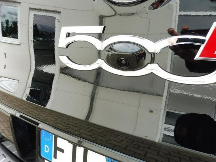 Bild 34: FIAT 500L CROSS 1.4TJet- AAC LED Kamera Sensoren Temp