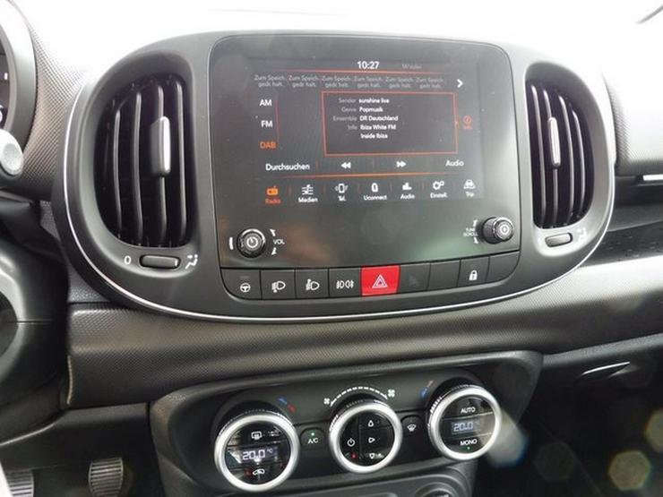 Bild 18: FIAT 500L CROSS 1.4TJet- AAC LED Kamera Sensoren Temp