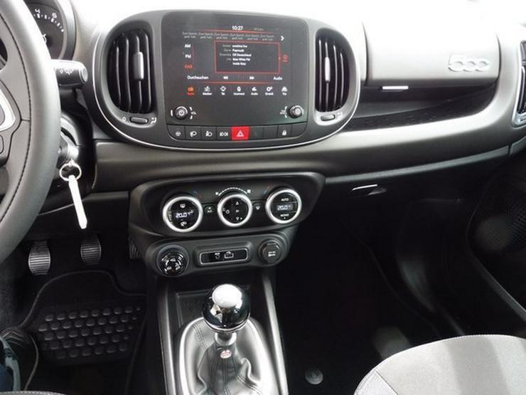 Bild 10: FIAT 500L CROSS 1.4TJet- AAC LED Kamera Sensoren Temp