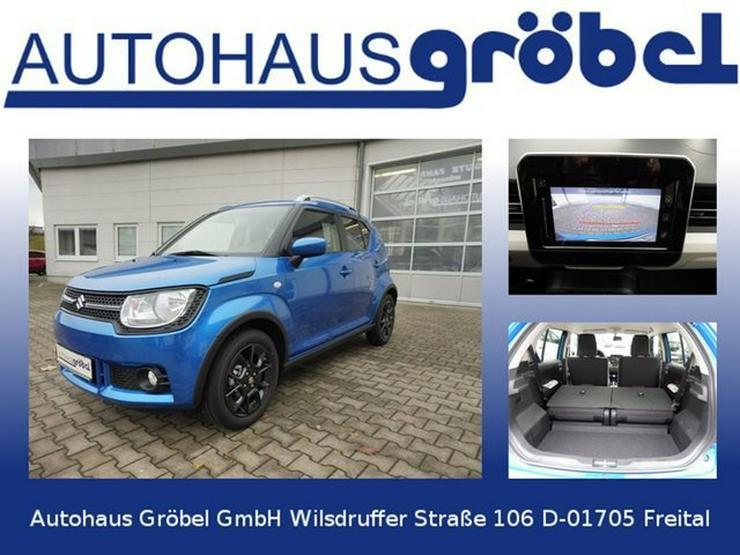 SUZUKI Ignis 1.2 Comfort Allgrip Auto 4x4 Klima Sitzh.