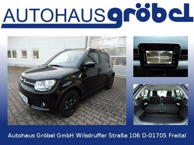 SUZUKI Ignis 1.2 Comfort Allgrip Auto 4x4 Allrad Sitzh.