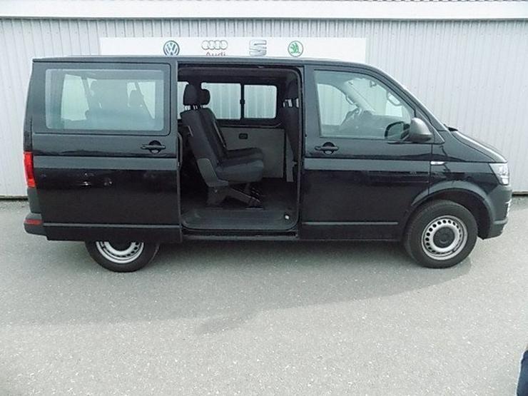 Bild 4: VW T6 Kombi 2,0 TDI Bluetooth Klimaanlage 9-Sitzer