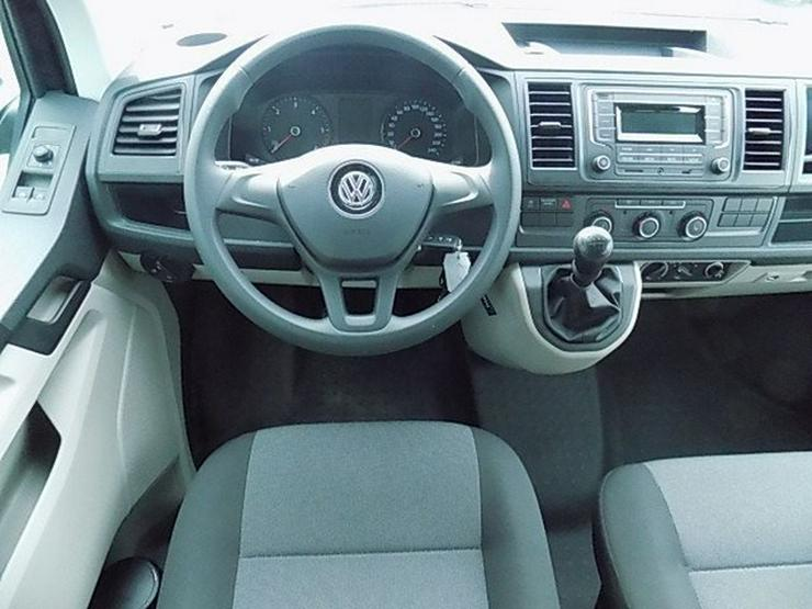 Bild 6: VW T6 Kombi 2,0 TDI Bluetooth Klimaanlage 9-Sitzer